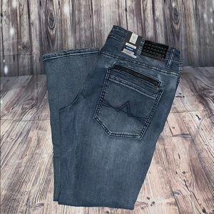 INC Stockholm Moto table men's jeans 👖